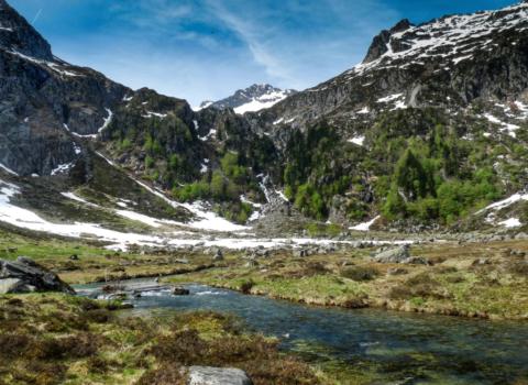 Plateau de Garbettou, Pyrénées ariégeoises, France