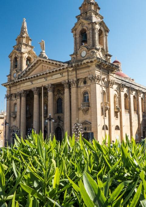 Saint-Publius, La Valette, Malte